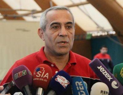 """Akif Əliyev: """"Yüksək nəticə qazanmağa çalışacağıq"""" AÇIQLAMA"""