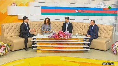Yeni Azərbaycan Partiyası dünənin, bu günün və gələcəyin partiyasıdır!