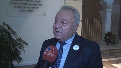 """""""Yeni Azərbaycan Partiyası ilə qürur duyuram"""""""
