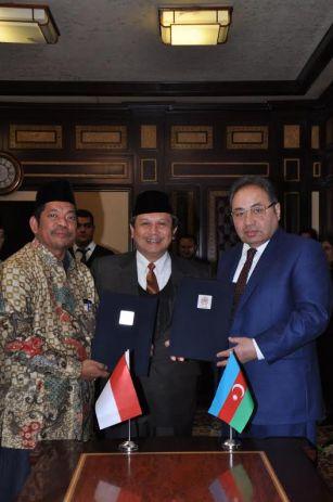 БГУ заключил соглашение с Исламским государственным университетом Северной Суматры Фотографии