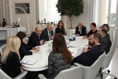 Xalça Muzeyi ilə İCOC-un İcraiyyə Şurası arasında əməkdaşlıq protokolu imzalanıb FOTO