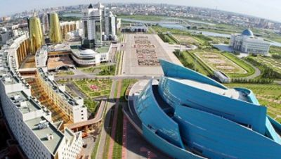 Astananın Nazarbayev adlandırılması təklif edilir