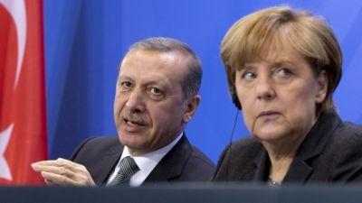 Германия намерена сотрудничать с Турцией
