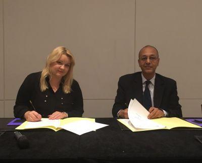 Азербайджанская компания B.EST Solutions и ISESCO подписали договор о сотрудничестве