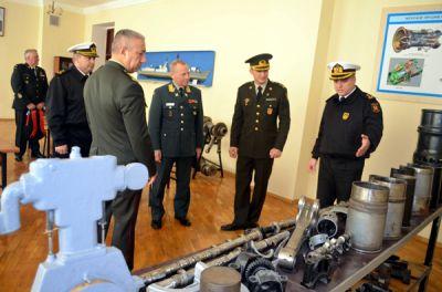 Продолжаются «Дни НАТО» в Вооруженных Силах Азербайджана Фотографии