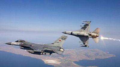 Türk qırıcıları İŞİD-ə bomba zərbəsi endirdi