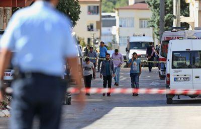 Adanada terror 2 nəfər öldü, 16 nəfər yaralandı
