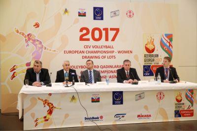 """Cavid Qurbanov: """"Azərbaycanda bütün yarışların uğurla təşkili üçün lazımi infrastruktur var"""""""