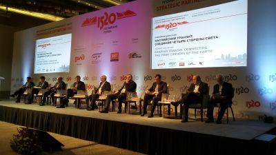 Bakıda  beynəlxalq dəmir yolları biznes forumu başlayıb