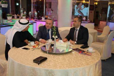 MTN Küveyt Dövlətində işgüzar görüşləri davam etdirir FOTO