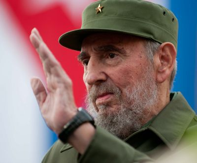 Ушел из жизни Фидель Кастро