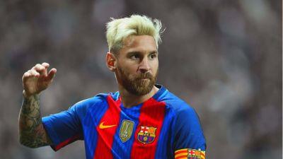 Messi ÇL-də həftənin ən yaxşı futbolçusu seçilib
