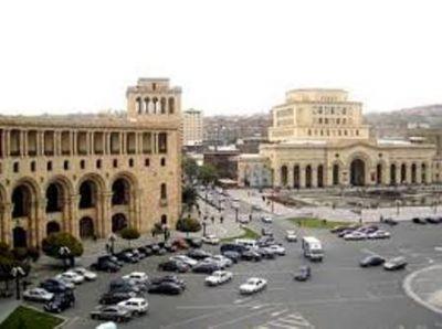 Ermənistanda siyasi zorakılıq