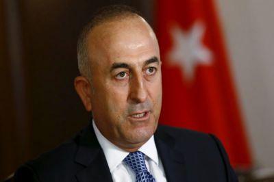 Türkiyənin xarici işlər naziri İrana səfər edib