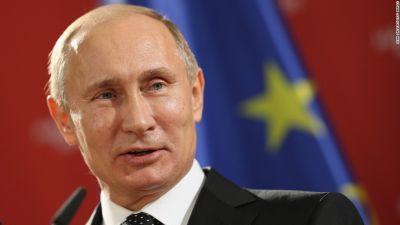 Vladimir Putinin ilk müsahibəsinin görüntüləri yayılıb