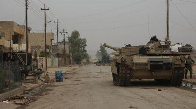 Mosul əməliyyatı: daha 7 bölgə azad olunub