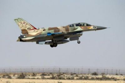 İsrail Suriyaya hava zərbəsi endirdi, 4 İŞİD terrorçusu öldürüldü