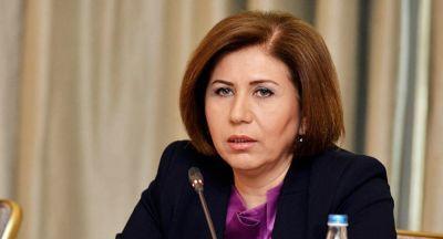 """Бахар Мурадова: """" Милли Меджлис готовит новый законопроект в связи с Ходжалинским геноцидом"""""""