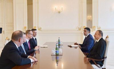 Ильхам Алиев: «Наша цель – занять передовые позиции в ИКТ-секторе региона»