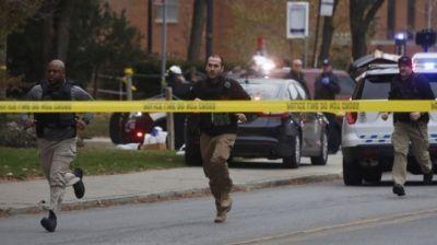 ABŞ-da silahlanmış şəxs 10 nəfəri yaraladı