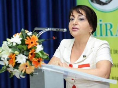 """Sədaqət Vəliyeva: """"Azərbaycan dövlətinin prioriteti insanların yüksək rifah içərisində yaşamasıdır"""""""