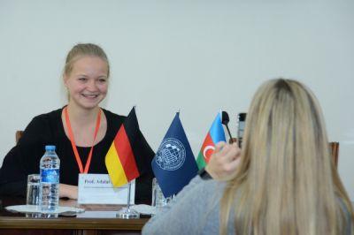 Alman Akademik Mübadilə Xidmətinin regionda ən böyük layihəsinə başlanılıb