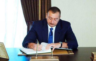 Ильхам Алиев выразил соболезнования Мишел Темер