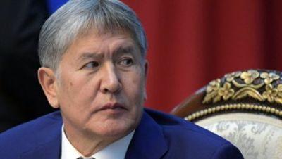 Atambayev prezidentlik postunu tərk edir