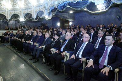 Qaliblərin iştirakı ilə konsert proqramı FOTOLAR
