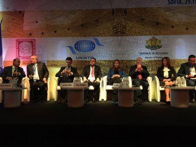 Nazir müavini beynəlxalq konqresin yüksək səviyyəli görüşündə çıxış edib
