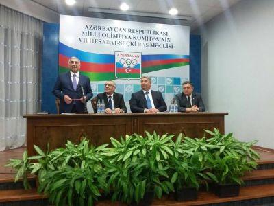 Azərbaycan Həndbol Federasiyasına yeni prezident seçildi