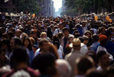 В 2017 году численность населения превысит 9.8 миллионов человек