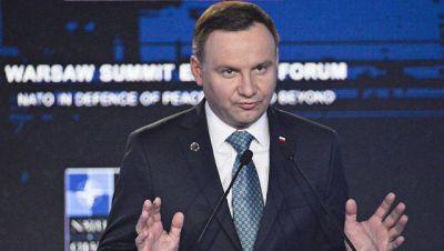 Polşa prezidentinin təyyarəsində texniki nasazlıq baş verib