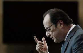 Fransua Olland: Prezidentliyə namizəd olmayacam