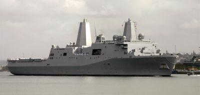 ABŞ-ın desant gəmiləri Aralıq dənizində