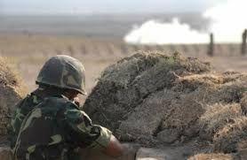 Армянские ВС вновь нарушили режим прекращения огня