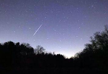 Bizi iki meteor yağışı gözləyir