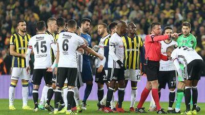 """""""Fənərbaxça""""- """"Beşiktaş"""" derbisi qolsuz başa çatdı!"""