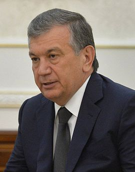 Избран новый президент Узбекистана