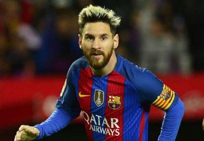 Messi qollarının sayını 10-a çatdırıb