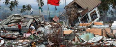 Возросло число погибших в землетрясении в Индонезии