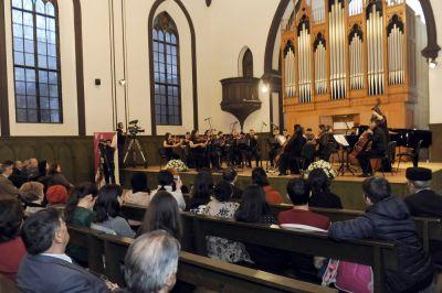 Sərdar Fərəcovun müəllif konserti təşkil olunub