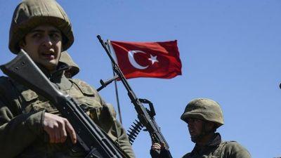 Suriyada 5 türk əsgəri yaralanıb