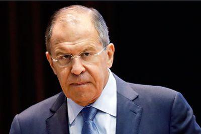 """Лавров: """"Должно было увеличиться число наблюдателей ОБСЕ на линии фронта"""""""