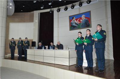 Xalq şairi Nəriman Həsənzadə ilə görüş keçirilib - FOTOLAR