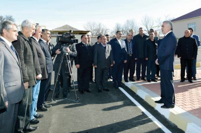 Ümummilli lider Heydər Əliyev siyasi xəttinin bəhrələri