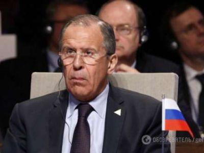 """Serqey Lavrov jurnalistə """"səfeh"""" dedi"""
