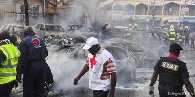 Ужасные взрывы в Нигерии унесли множество жизней