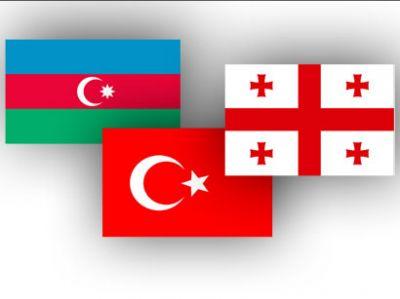 Stratfor: Азербайджан, Грузия и Турция будут наращивать сотрудничество