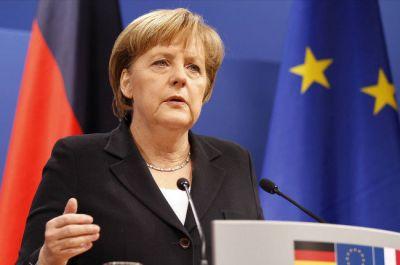 """Angela Merkeldən """"müəmmalı"""" Türkiyə açıqlaması ..."""